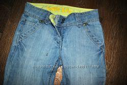 Крутые джинсы голубые 42 36 8 s
