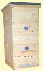 Производим ульи для пчел Дадан Рута из дерева