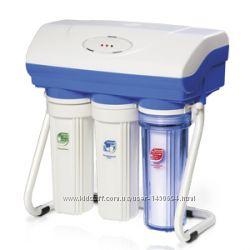 5-ти стадийная система очистки воды с насосом