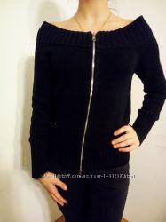 Кофта свитер черная