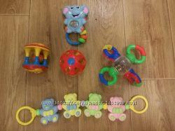 Пакет игрушек для ребенка от 0 до 1 года