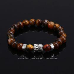 Классные браслеты с Буддой. Унисекс