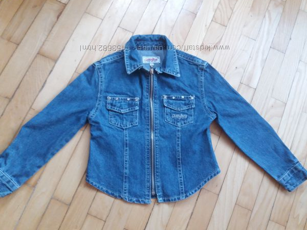 Куртка, пиджак джинсовый Gloria Jeans 2-4 года