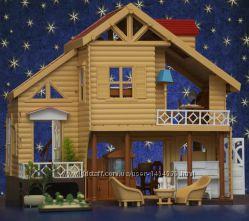 Дом Happy Family , загородный дом Sylvanian Families