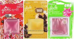 Гелевый освежитель Glade Sensations Discreet, сменный аромаблок