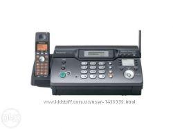 Факс KX-FC966UA с беспроводной Dect-трубкой