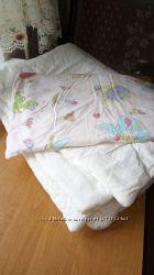 Одеяло Ковдра на синтепоні  подушка