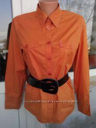 Яркая рубашка in Linea
