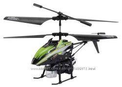 Вертолёт на пульте управления 3-к микро WL Toys V757 BUBBLE мыльные пузыри