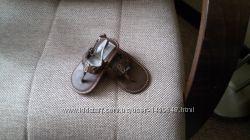пинетки-сандали новые