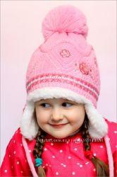 детская зимняя шапка Метелица