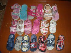 Літнє взуття різне