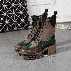 Ботинки, Louis Vuitton, Louis Vuitton, брэндовая обувь, копии