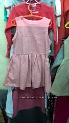 Сарафан Бант юбка, в двух цветах, двунитка, р. 98-110 СФ53 ТМ Робинзон