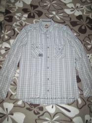 мужская рубашка Next, р. М, сток, новая