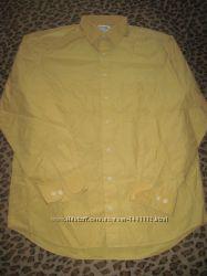 Мужская фирменная рубашка, новая, сток, без дефектов
