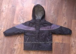демисезонная утепленная термо-куртка Dunnes Outsider Urb, р. 104-110см, 4г.