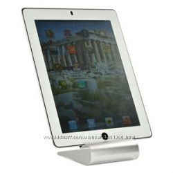 Алюминиевая подставка для iPad iPhone 30pin