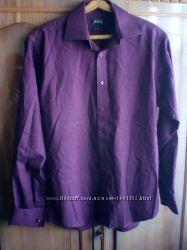 Стильная мужская рубашка 52-54 размера