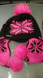 Шапка, шапочка, зимняя, женская