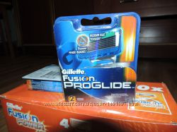 Лезвия Gillette Fusion Proglide - 2шт в упаковке