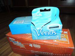 Лезвия Gillette Venus - 8шт в упаковке