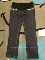 Тёплые новые джинсы для беременных
