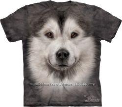 3D-футболки с собаками The Mountain США