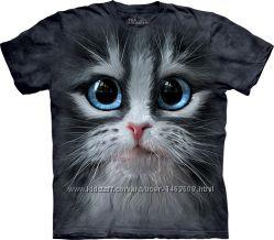 3D-футболки с кошками The Mountain США