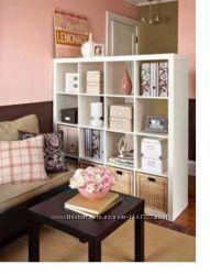 Шкаф, стеллаж, новый, разные цвета и размеры, Икеа КАЛЛАКС