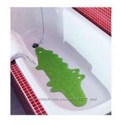 Коврик противоскользящий в ванную Крокодил. Икеа. Патруль