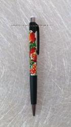 Ручка с росписью.
