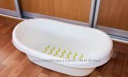Ванночка детская новая белая от ИКЕА