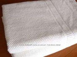 Белоснежное банное полотенце, новое. Икеа