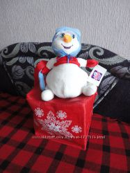 Набор подарочный Снеговик плюс термосумка