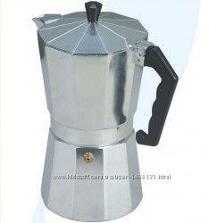 Гейзерная кофеварка 300мл 6 чашек
