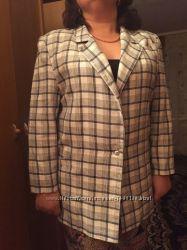 Шикарный пиджак 50-52 размер