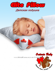 Детская подушка ELITE PILLOW Канадское качество