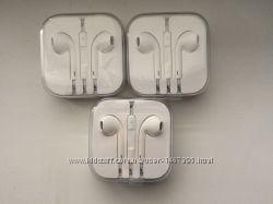 Наушники Apple EarPods with Remote and Mic. Оригинал