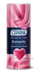 Ароматизированный гель-смазка Contex Romantic 100 мл
