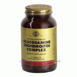 Глюкозамин с хондроитином плюс табл. N75 фл.