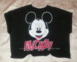 Футболка топ Mickey Disney р. XS-S