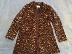 Пальто old navy коричневое s размер