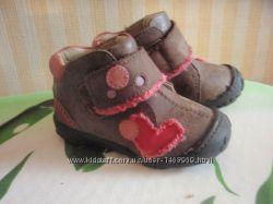 Ботинки кожаные Umi p20 12, 5см