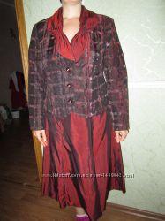 Деловой костюм для элегантной леди