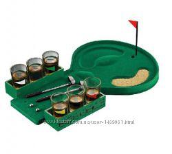 Алко-игра Гольф Игровой набор