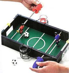 Настольная алко игра футбол