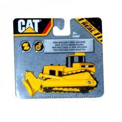 Мини-машины Caterpillar