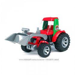 Roadmax Трактор-погрузчик, Bruder 20102