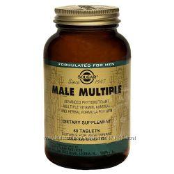 Комплекс витаминов для мужчин таблетки 60, Солгар  Solgar